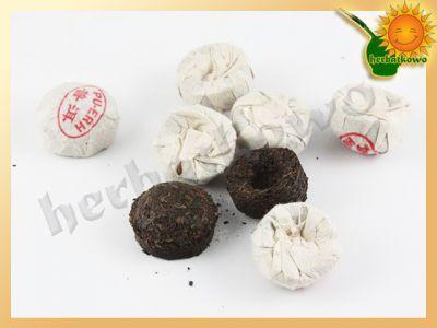 Herbata Pu Erh Mini Tuo Cha