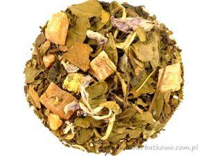 Herbata biała aromat. Perła Karaibów