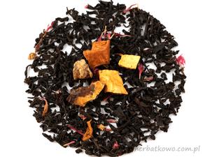 Herbata czarna Figa z Jabłkiem
