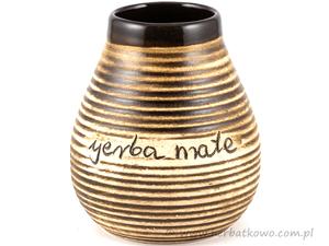 Matero ceramiczne do Yerba Mate