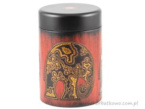 Puszka na herbatę Elephant 125g