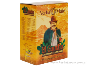 Yerba Mate El Gaucho 0,5 kg