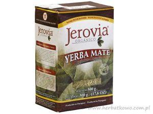 Yerba Mate Jerovia Organico 0,5 kg