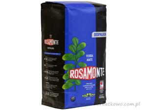 Yerba Mate Rosamonte Despalada 1 kg