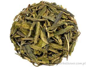 Zielona herbata Lung Ching