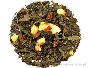 Zielona herbata Sencha Afrykańskie Noce
