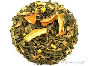 Zielona herbata Sencha Pattaya