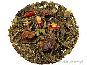 Zielona herbata Zielone Wzgórza