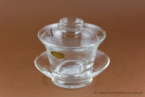Gaiwan szklany 120 ml