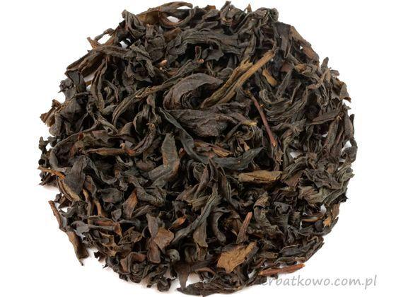 Herbata Oolong Da Hong Pao