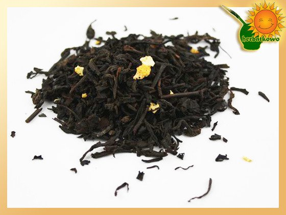Herbata Pu Erh Pomarańcza