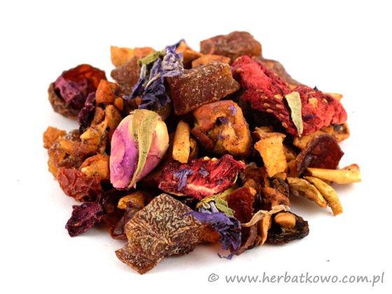 Herbatka owocowa Truskawkowy Pocałunek