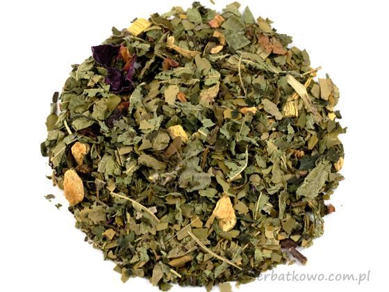 Herbatka ziołowa Płaski Brzuch