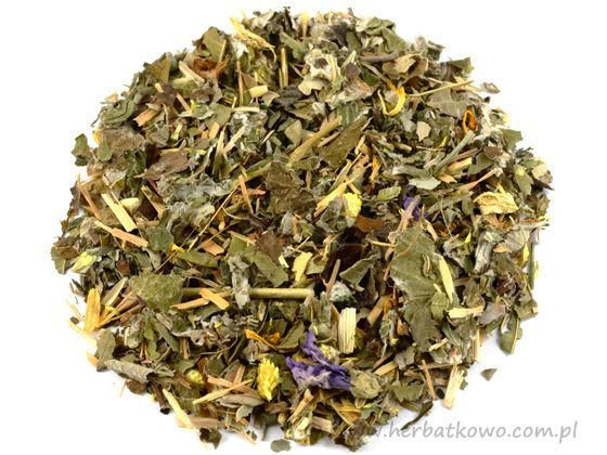 Herbatka ziołowa Smukła Sylwetka