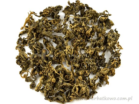 Jiao Gu Lan liście - Gynostemma pentaphyllum