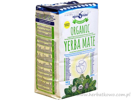 Yerba Mate Agua Mate Organic 0,5 kg