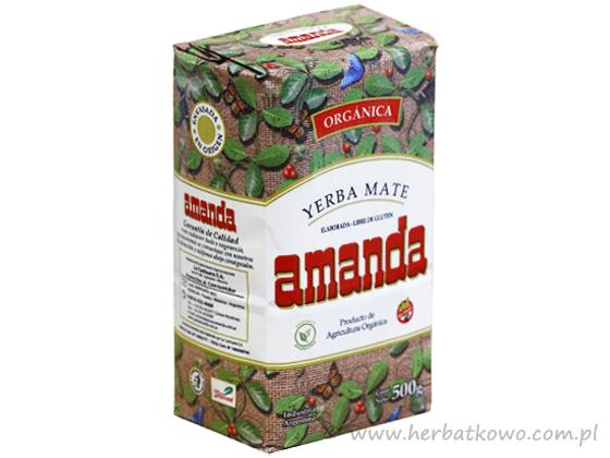 Yerba Mate Amanda Organica 0,5 kg