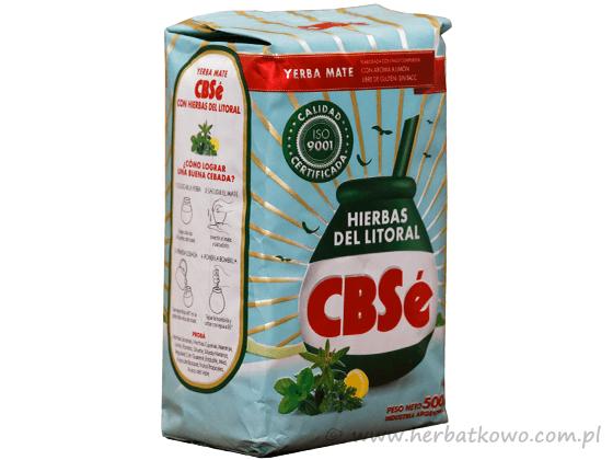 Yerba Mate CBSe Hierbas del Litoral 0,5 kg