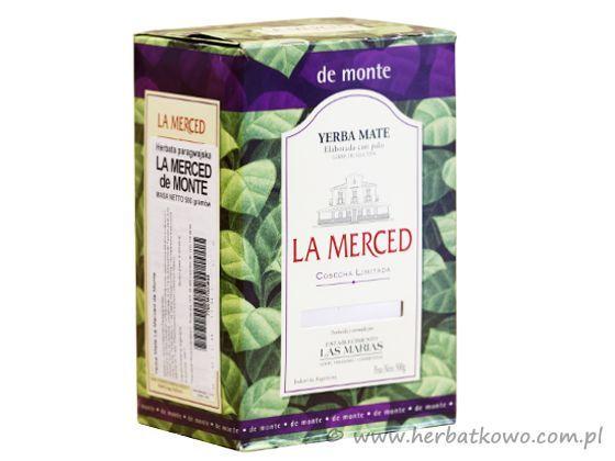Yerba Mate La Merced de Monte 0,5 kg