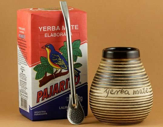 Yerba mate Starter Ceramiczny Pajarito