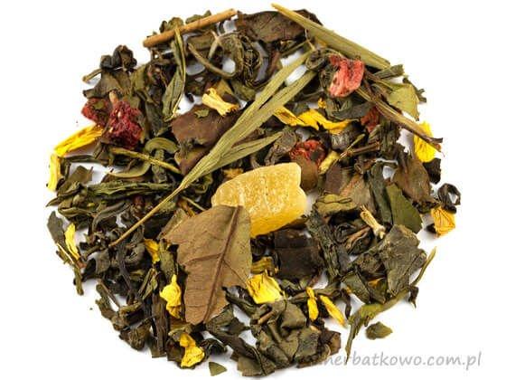 Zielona herbata 7 Zielonych Skarbów