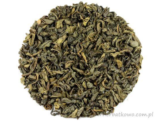 Zielona herbata China Chun Mee