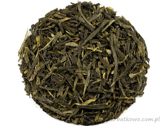 Zielona herbata Japan Green Gabalong