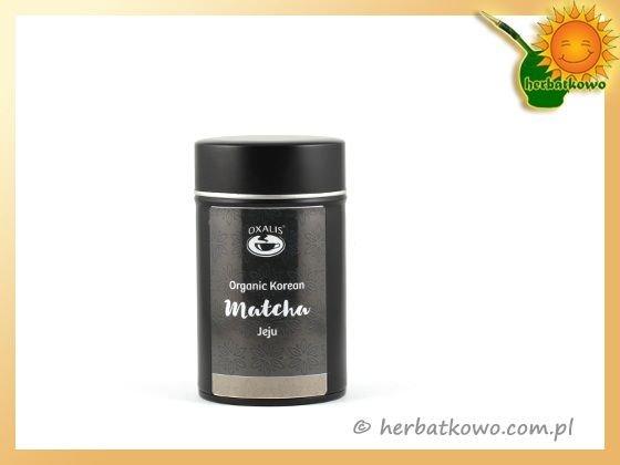 Zielona herbata Korea Matcha Premium Organic 30g