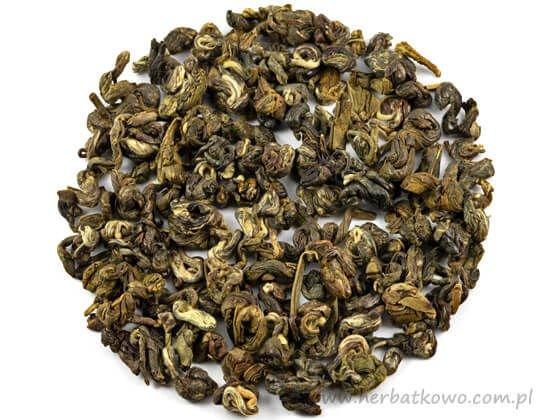 Zielona herbata Pi Lo Chun
